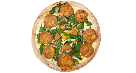 Pizza Alheira
